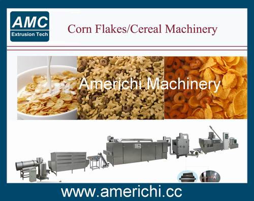 H03 Corn Flakes/Cereals Machinery